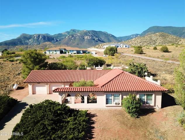 1050 E Poncho Trail, Sierra Vista, AZ 85650 (MLS #6249853) :: Selling AZ Homes Team