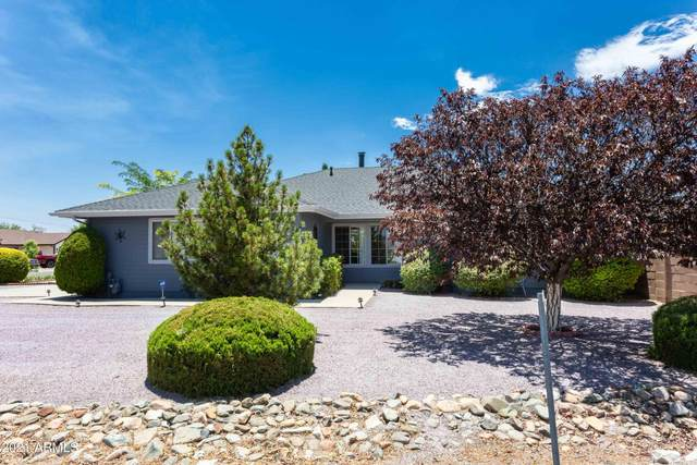 3664 N Etheridge Drive, Prescott Valley, AZ 86314 (MLS #6249874) :: The Helping Hands Team