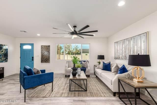 8344 E Bonnie Rose Avenue, Scottsdale, AZ 85250 (MLS #6249980) :: Devor Real Estate Associates