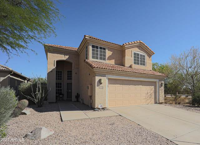 4221 E Cascalote Drive, Cave Creek, AZ 85331 (MLS #6250020) :: Long Realty West Valley