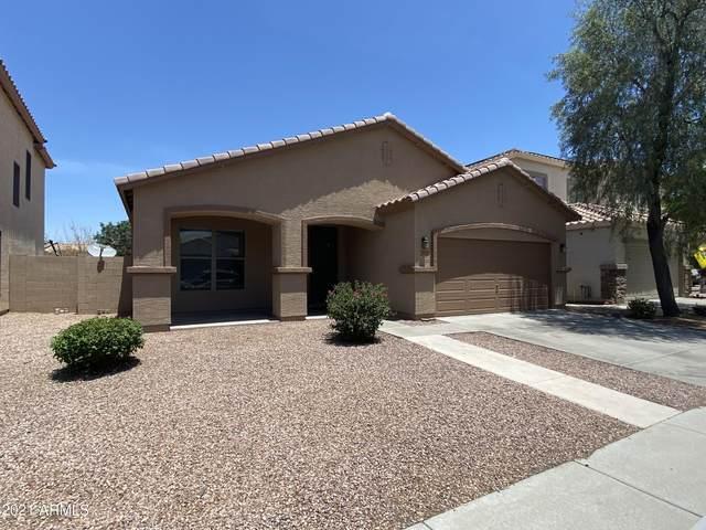 4322 W T Ryan Lane, Laveen, AZ 85339 (MLS #6250024) :: Yost Realty Group at RE/MAX Casa Grande