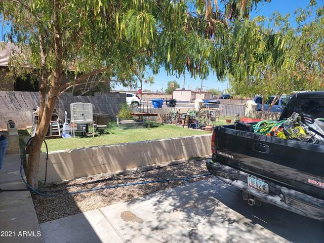 814 S Greenleaf Lane, Avondale, AZ 85323 (MLS #6250098) :: Executive Realty Advisors