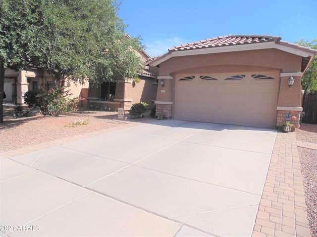 44281 W Canyon Creek Drive, Maricopa, AZ 85139 (MLS #6250107) :: The Garcia Group