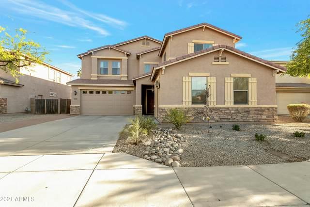 6861 W St Charles Avenue, Laveen, AZ 85339 (MLS #6250124) :: Yost Realty Group at RE/MAX Casa Grande