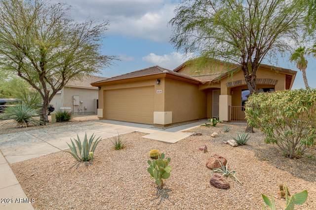 18281 E El Amancer, Gold Canyon, AZ 85118 (MLS #6250318) :: CANAM Realty Group