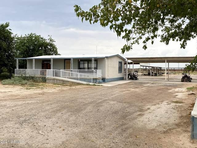 257 N Sunset Lane, Coolidge, AZ 85128 (MLS #6250434) :: Maison DeBlanc Real Estate