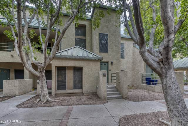 101 N 7th Street #246, Phoenix, AZ 85034 (MLS #6250518) :: Yost Realty Group at RE/MAX Casa Grande