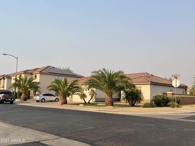 14451 N 155TH Drive, Surprise, AZ 85379 (MLS #6250543) :: Executive Realty Advisors