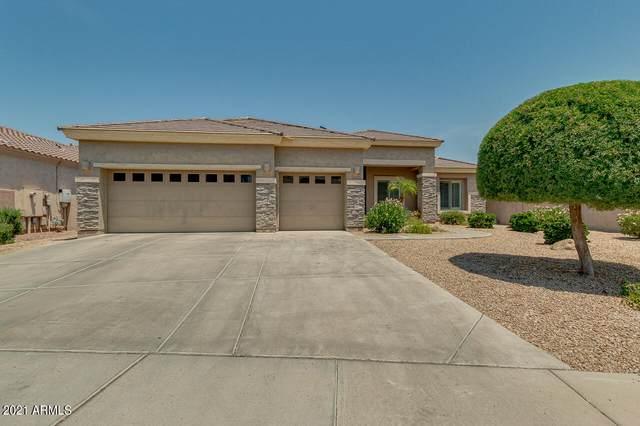 5118 W Cavedale Drive, Phoenix, AZ 85083 (MLS #6250625) :: Maison DeBlanc Real Estate