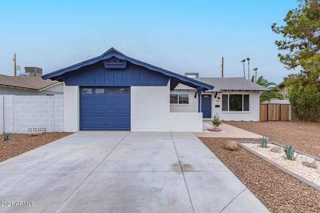 8413 E Orange Blossom Lane, Scottsdale, AZ 85250 (MLS #6250675) :: Service First Realty