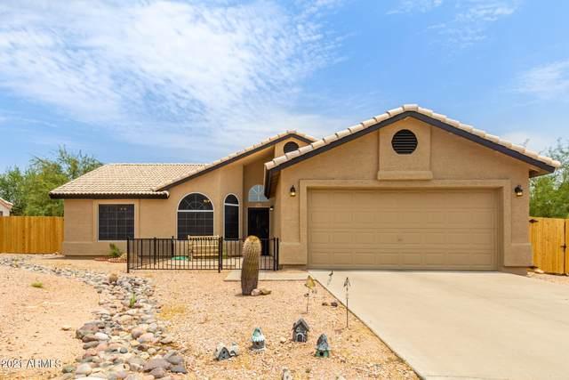 13837 N Kendall Drive, Fountain Hills, AZ 85268 (MLS #6250737) :: Midland Real Estate Alliance