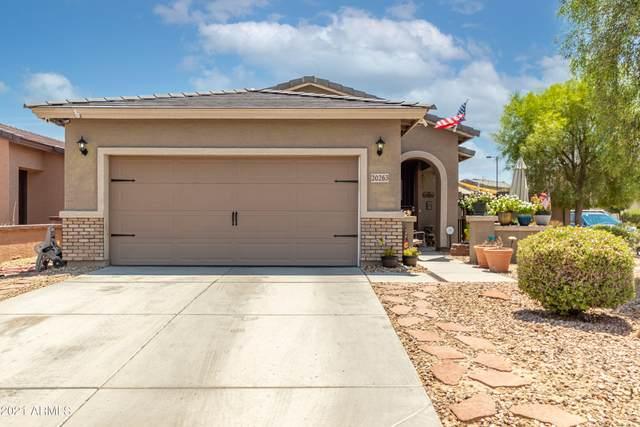 20263 W Tonto Street, Buckeye, AZ 85326 (MLS #6250872) :: Klaus Team Real Estate Solutions