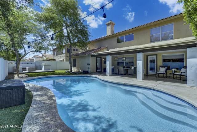 9527 E Voltaire Drive, Scottsdale, AZ 85260 (MLS #6250977) :: Yost Realty Group at RE/MAX Casa Grande