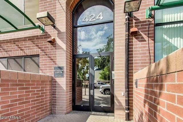 424 S 2ND BUCHANAN Street #310, Phoenix, AZ 85004 (MLS #6251146) :: Jonny West Real Estate