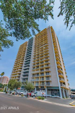 207 W Clarendon Avenue F15, Phoenix, AZ 85013 (MLS #6251163) :: Service First Realty