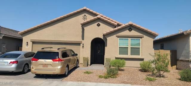 1692 S Dove Street, Gilbert, AZ 85233 (MLS #6251238) :: Yost Realty Group at RE/MAX Casa Grande