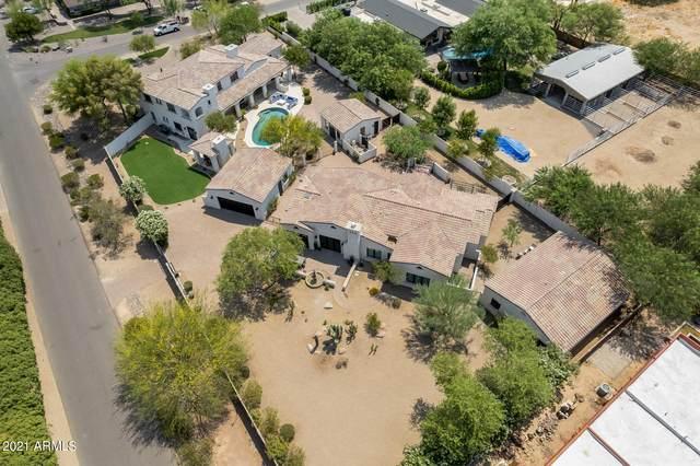 10076 E Paradise Drive, Scottsdale, AZ 85260 (MLS #6251248) :: Yost Realty Group at RE/MAX Casa Grande