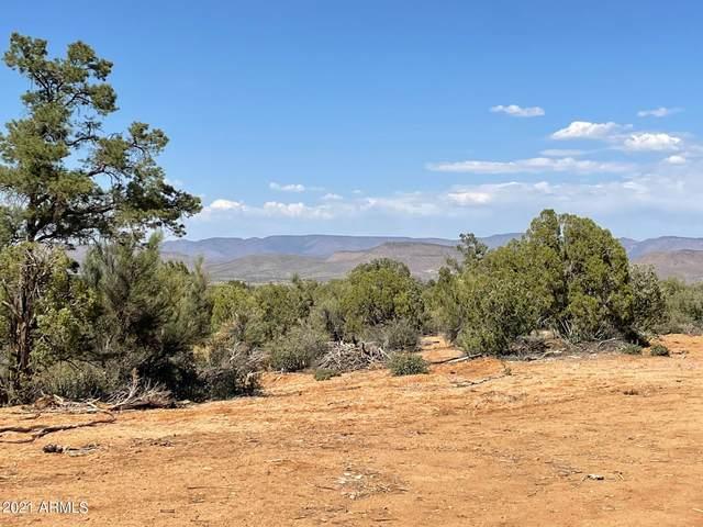 2688 Vista Verde Lane, Kingman, AZ 86401 (MLS #6251388) :: Keller Williams Realty Phoenix