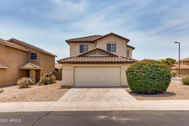1120 S 225TH Lane, Buckeye, AZ 85326 (MLS #6251633) :: Conway Real Estate