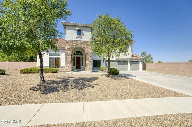 26606 S 116TH Street, Chandler, AZ 85249 (MLS #6251783) :: Yost Realty Group at RE/MAX Casa Grande