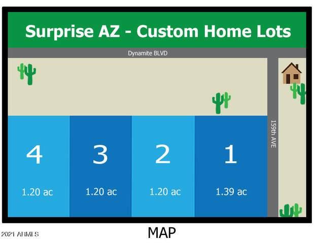 xxxx4 N 159th Avenue, Surprise, AZ 85379 (MLS #6251811) :: Nate Martinez Team