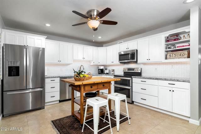 7337 E Sheridan Street, Scottsdale, AZ 85257 (MLS #6251838) :: Service First Realty