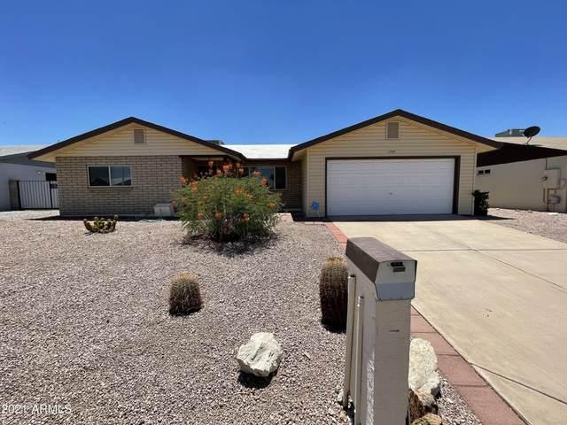 1735 W 15TH Lane, Apache Junction, AZ 85120 (MLS #6251916) :: Yost Realty Group at RE/MAX Casa Grande