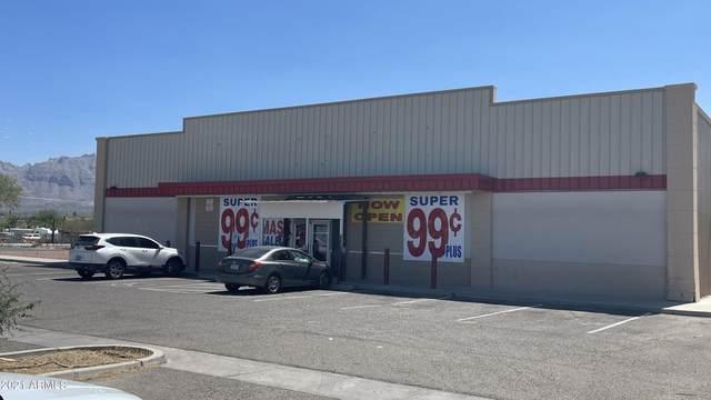 3960 N Stone Avenue, Tucson, AZ 85705 (MLS #6251922) :: The Garcia Group