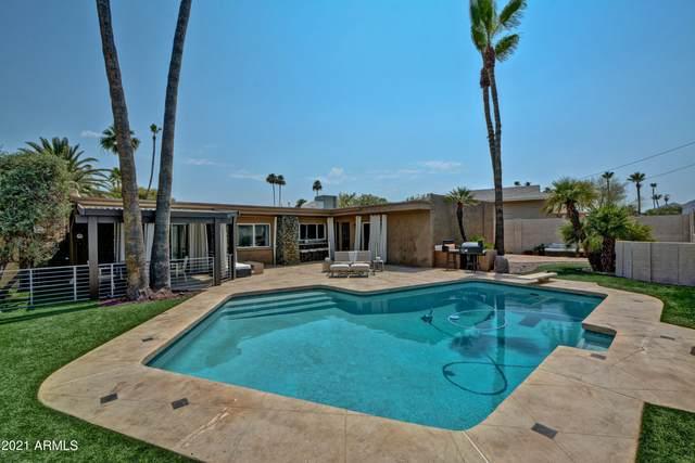 8732 E Bonita Drive, Scottsdale, AZ 85250 (MLS #6251942) :: The Laughton Team