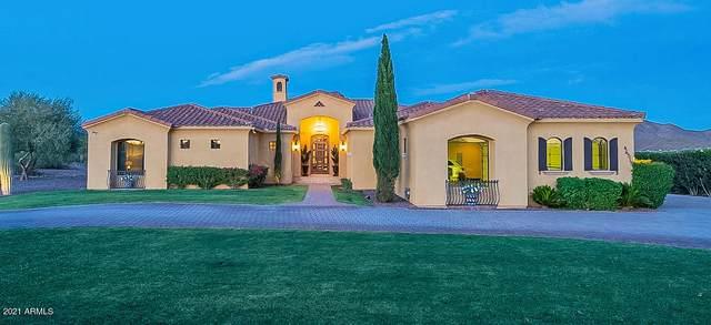 46519 N 41ST Drive, New River, AZ 85087 (MLS #6252136) :: Lucido Agency