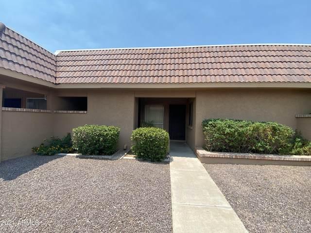 421 W Yukon Drive #7, Phoenix, AZ 85027 (MLS #6252177) :: Keller Williams Realty Phoenix