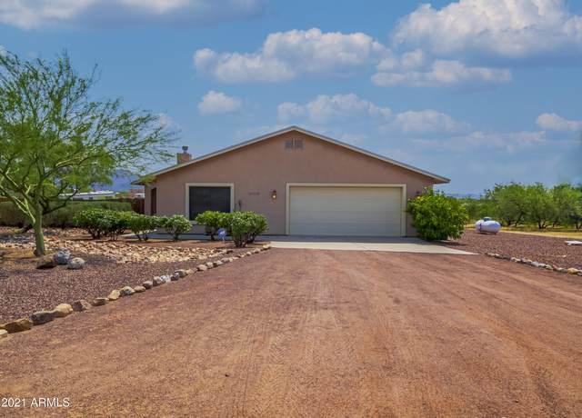 27175 S Chittenden Street, Congress, AZ 85332 (MLS #6252188) :: The Daniel Montez Real Estate Group