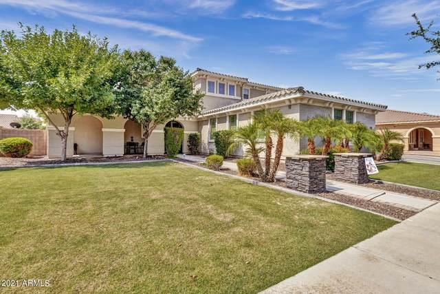 21245 E Sunset Drive, Queen Creek, AZ 85142 (MLS #6252346) :: Midland Real Estate Alliance