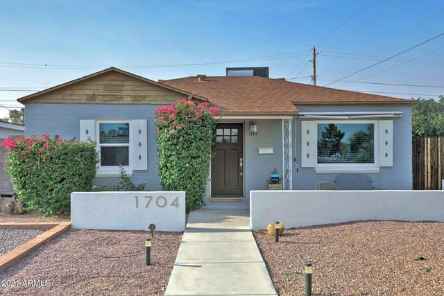 1704 W Roma Avenue, Phoenix, AZ 85015 (MLS #6252354) :: Yost Realty Group at RE/MAX Casa Grande