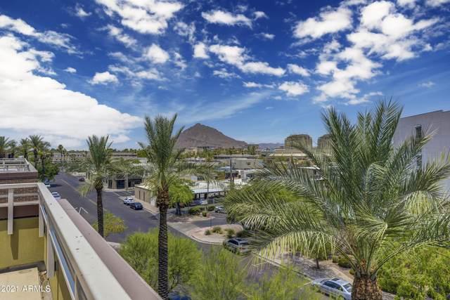 7301 E 3rd Avenue #412, Scottsdale, AZ 85251 (MLS #6252365) :: CANAM Realty Group
