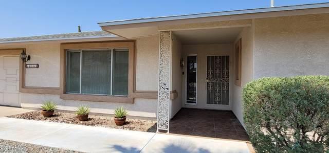 13214 W Bonanza Drive, Sun City West, AZ 85375 (MLS #6252431) :: The Laughton Team