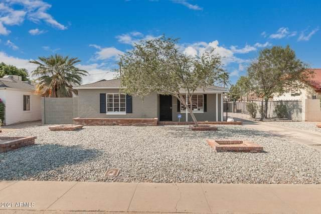 828 W Earll Drive, Phoenix, AZ 85013 (MLS #6252445) :: Yost Realty Group at RE/MAX Casa Grande