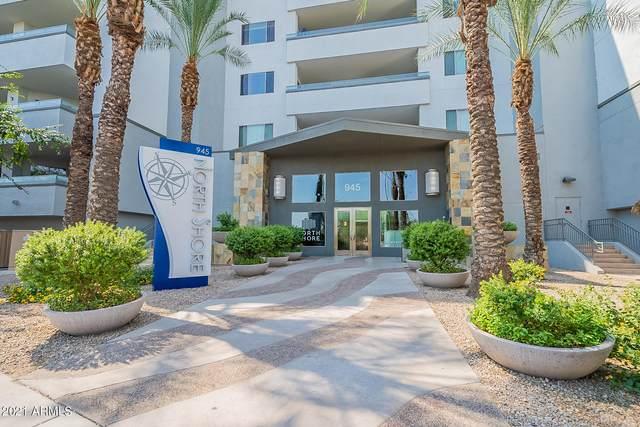 945 E Playa Del Norte Drive #1020, Tempe, AZ 85281 (MLS #6252759) :: Elite Home Advisors