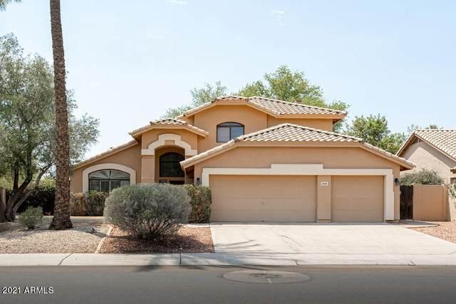1244 N Hazelton Drive, Chandler, AZ 85226 (MLS #6252813) :: The Helping Hands Team