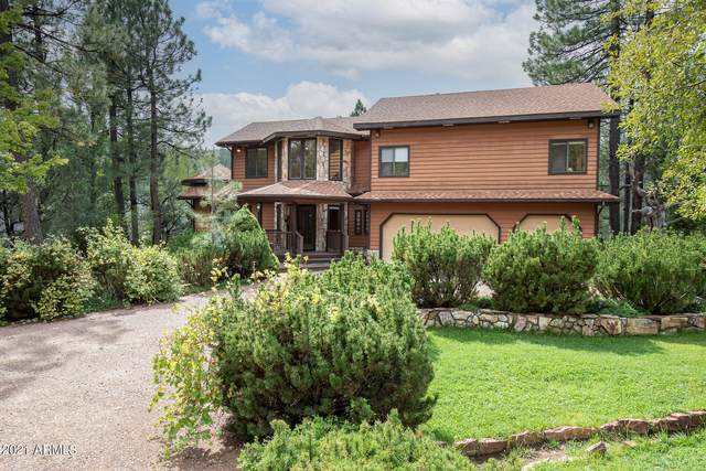134 S Louie Circle, Payson, AZ 85541 (MLS #6252826) :: Elite Home Advisors