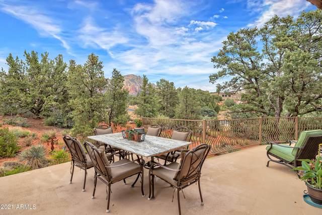 30 Granite Mountain Road, Sedona, AZ 86351 (MLS #6252848) :: Yost Realty Group at RE/MAX Casa Grande