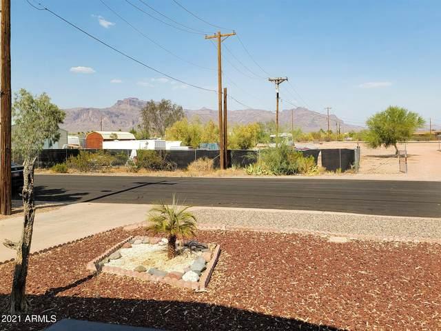 2206 S Vista Road, Apache Junction, AZ 85119 (MLS #6252862) :: ASAP Realty