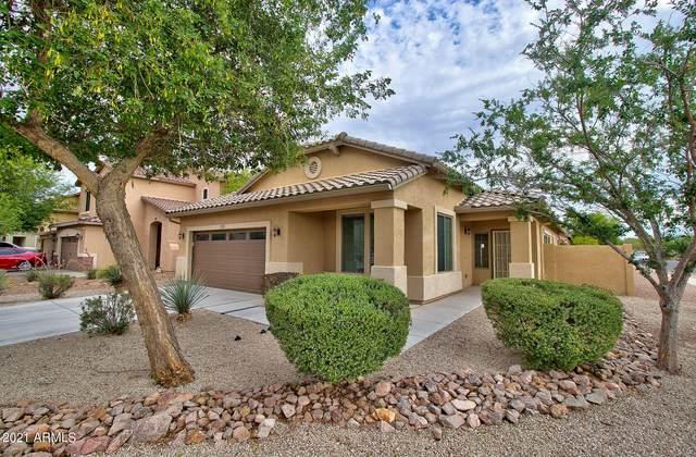 178 W Atlantic Drive, Casa Grande, AZ 85122 (MLS #6252896) :: Yost Realty Group at RE/MAX Casa Grande
