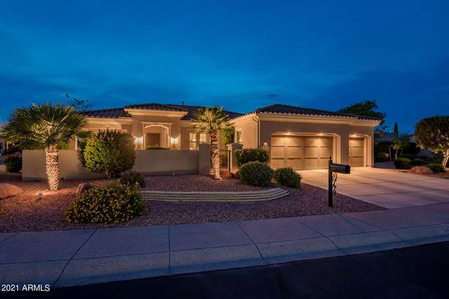 13211 W Micheltorena Drive, Sun City West, AZ 85375 (MLS #6252975) :: Maison DeBlanc Real Estate