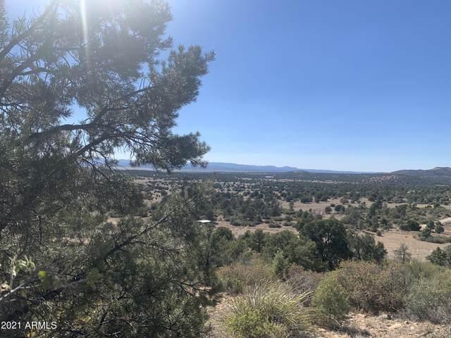 TBD N Indain Ruins Rd 10.64 Acres, Prescott, AZ 86305 (MLS #6253038) :: CANAM Realty Group
