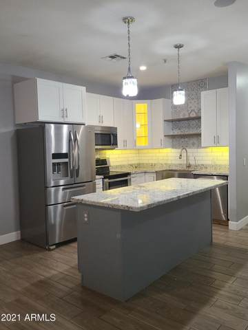 1718 W Colter Street #114, Phoenix, AZ 85015 (MLS #6253079) :: Yost Realty Group at RE/MAX Casa Grande