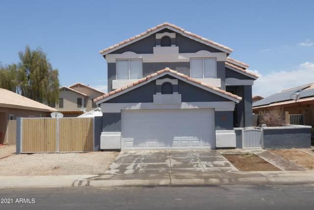 2686 S 156TH Drive, Goodyear, AZ 85338 (MLS #6253164) :: The Daniel Montez Real Estate Group
