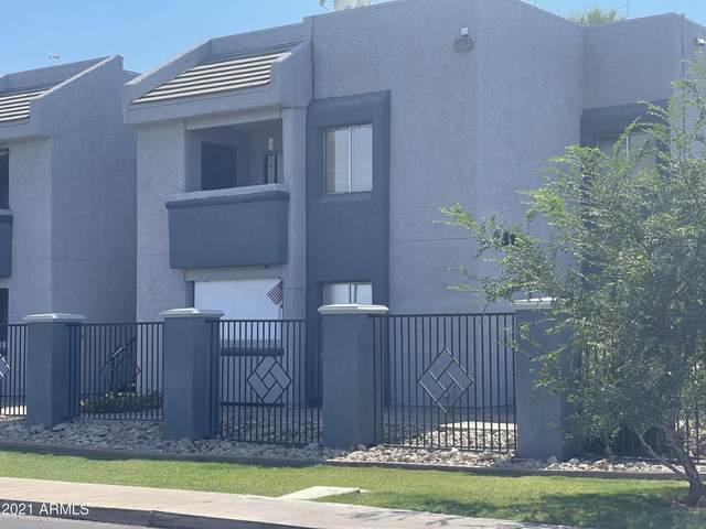 4410 N Longview Avenue #207, Phoenix, AZ 85014 (MLS #6253248) :: Yost Realty Group at RE/MAX Casa Grande