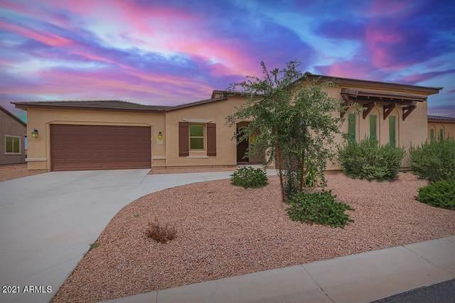 41576 W Solstice Court, Maricopa, AZ 85138 (MLS #6253570) :: Elite Home Advisors