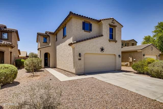41327 W Parkhill Drive, Maricopa, AZ 85138 (MLS #6253704) :: Synergy Real Estate Partners
